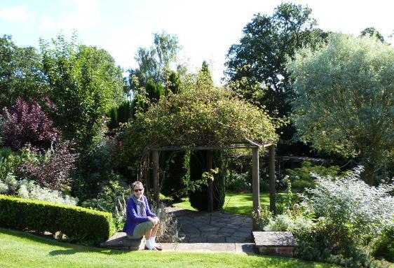 The Garden at Rockwood Farmhouse