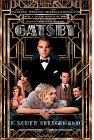 "The newest edition of ""The Great Gatsby"" to tie-in with the film"